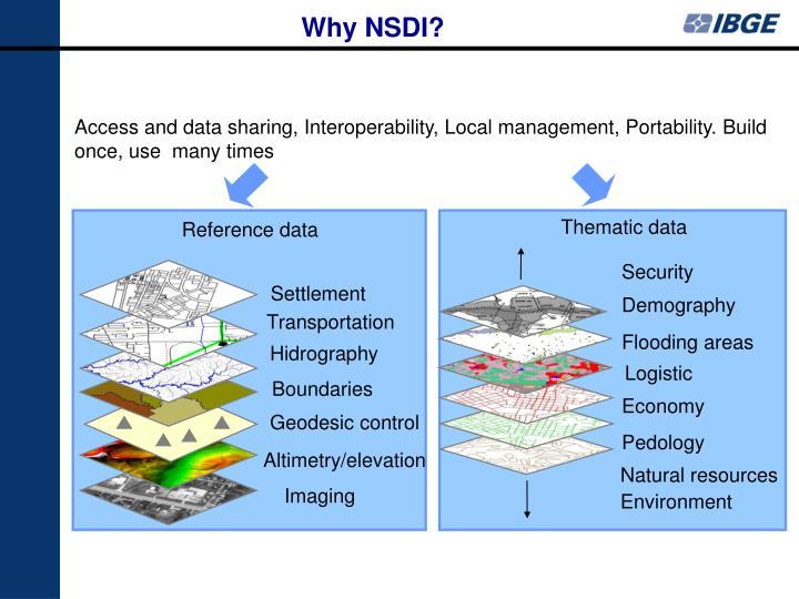 Why NSDI?