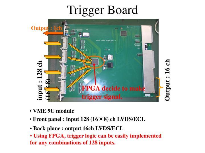 Trigger Board