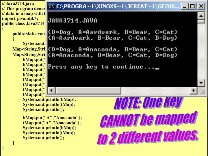 // Java3714.java