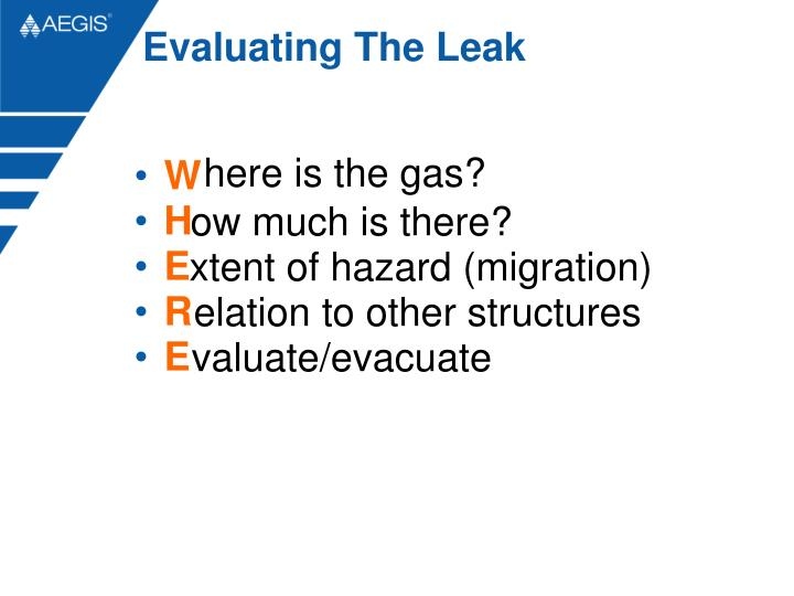 Evaluating The Leak