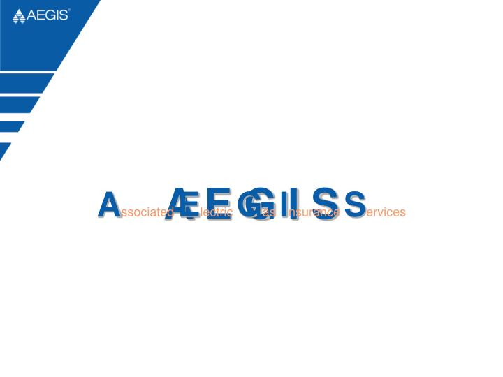 A E G I S