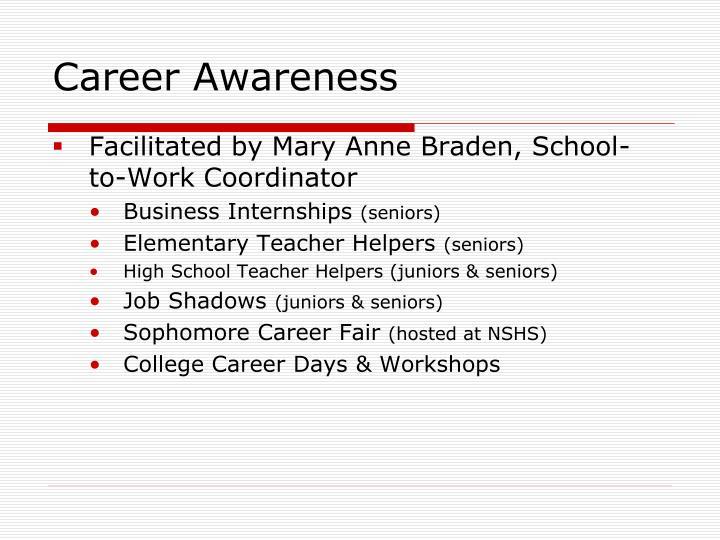 Career Awareness