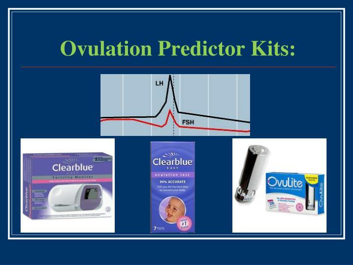 Ovulation Predictor Kits: