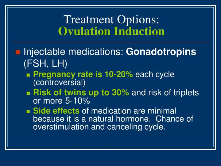 Treatment Options: