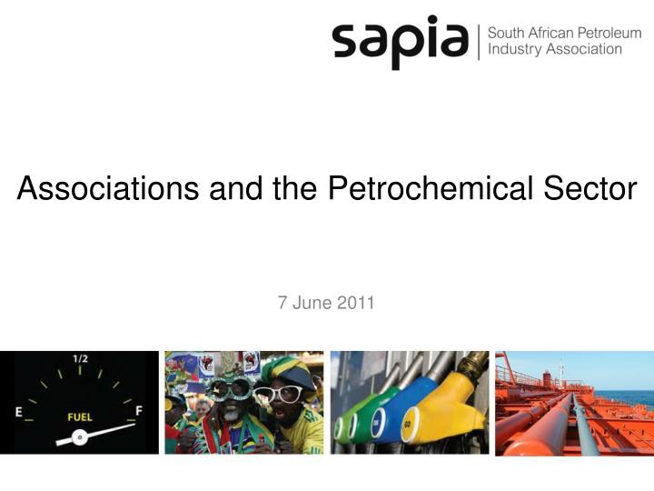 Associations and the Petrochemical Sector