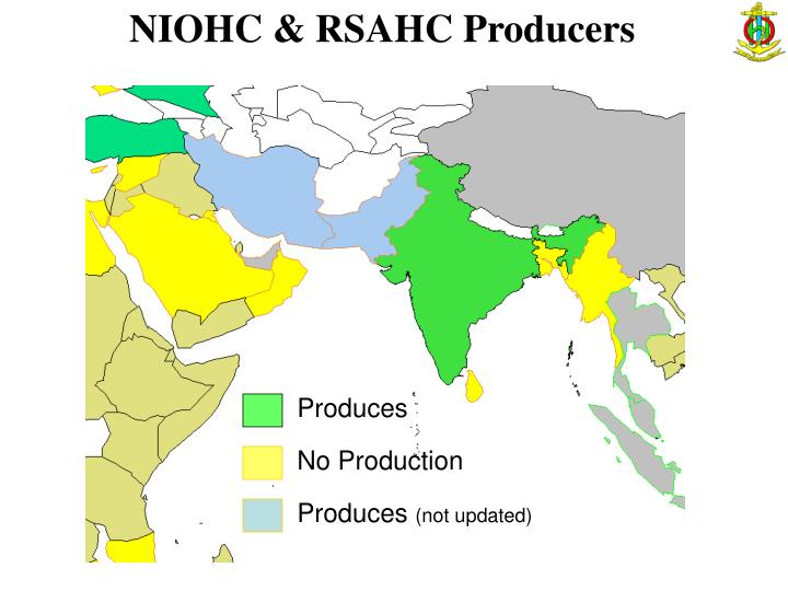 NIOHC & RSAHC Producers