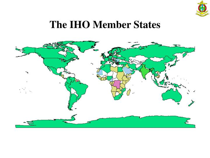 The IHO Member States