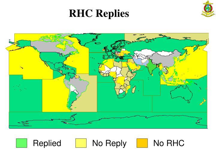 RHC Replies