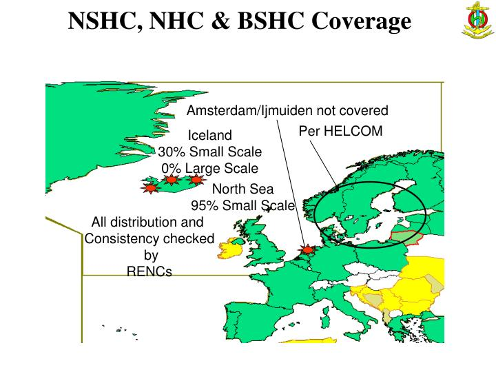 NSHC, NHC & BSHC Coverage