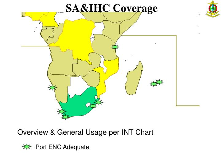 SA&IHC Coverage