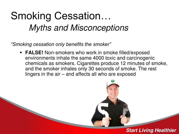 Smoking Cessation…