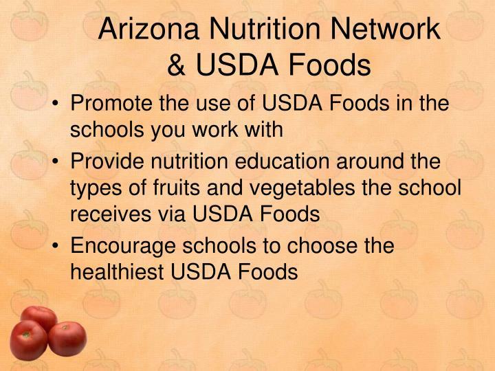 Arizona Nutrition Network