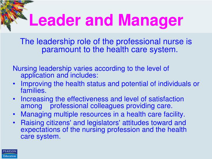 role of the nurse leader in evaluating data essay Analyze the role of the leader in evaluating data to improve quality and safety paper the nurse's position in between the patient and the health care agency provides a unique platform for viewing and addressing quality-care issues.