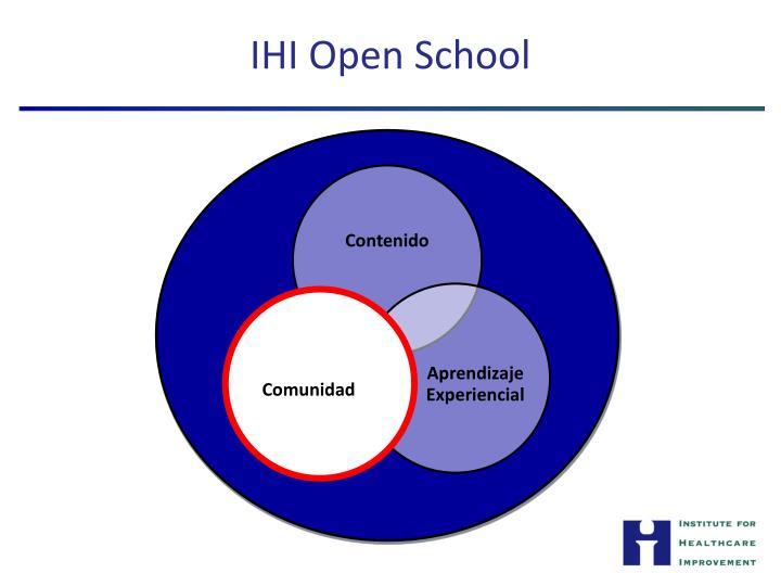 IHI Open School