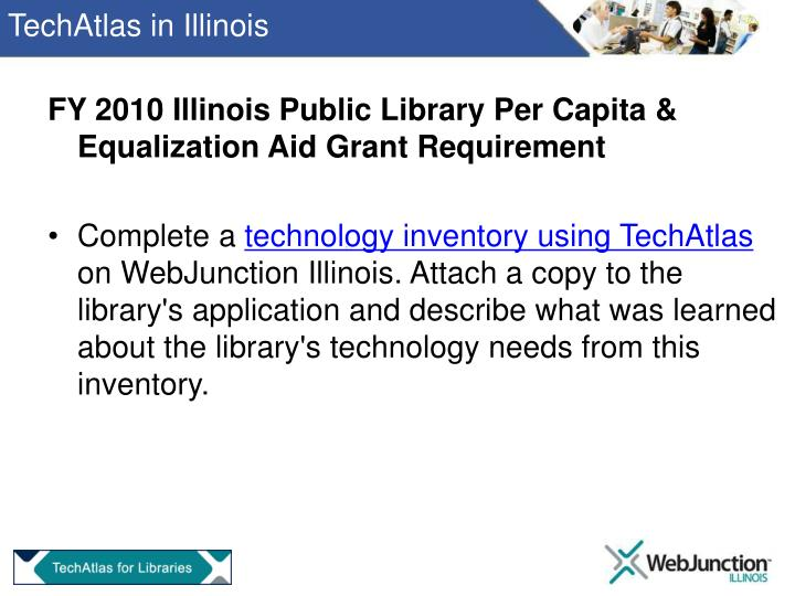 TechAtlas in Illinois