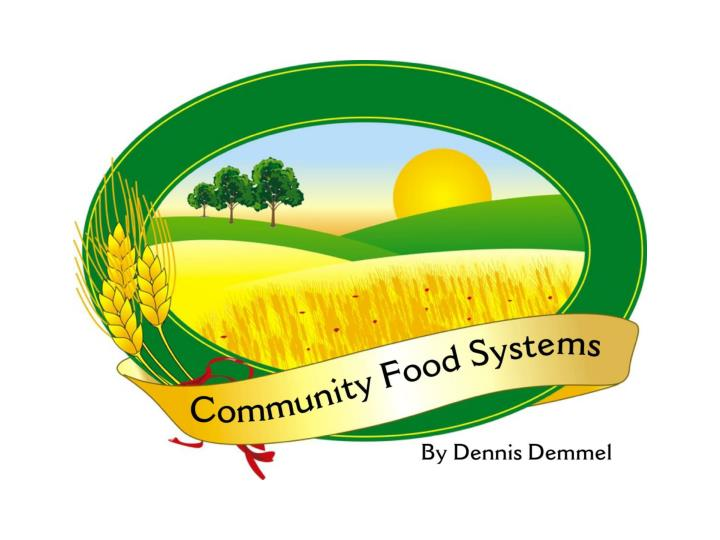 Local food and nutrition