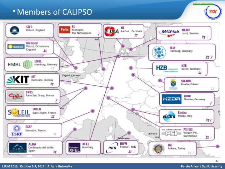 Members of CALIPSO