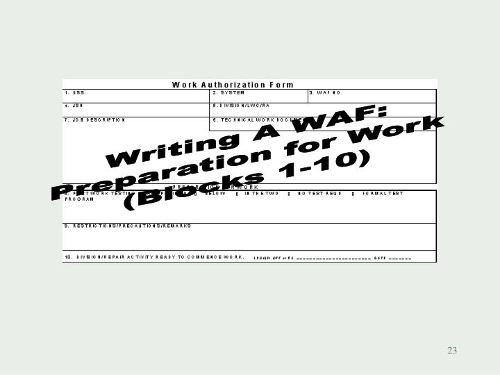 Writing A WAF: