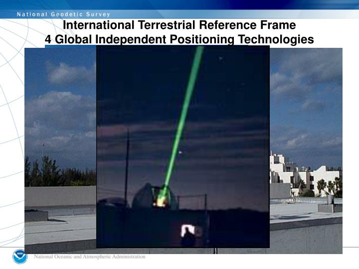 International Terrestrial Reference Frame