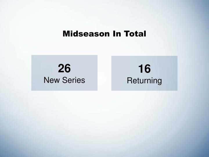 Midseason In Total