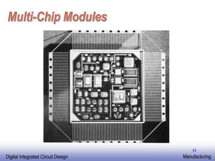 Multi-Chip Modules