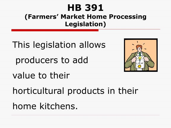 HB 391