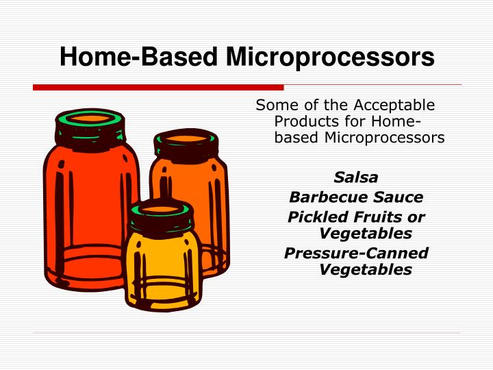 Home-Based Microprocessors