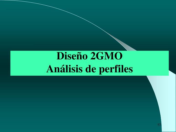Diseño 2GMO