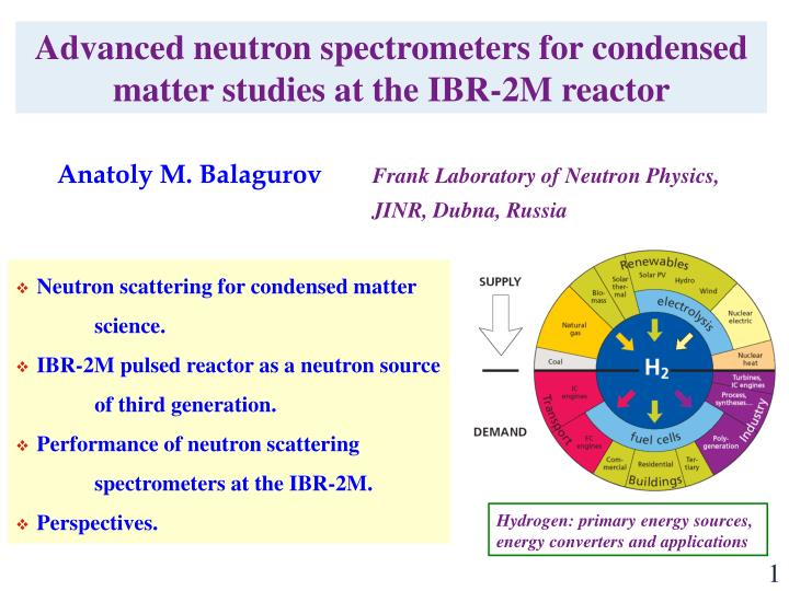 Advanced neutron spectrometers for condensed matter studies at the IBR-2M reactor