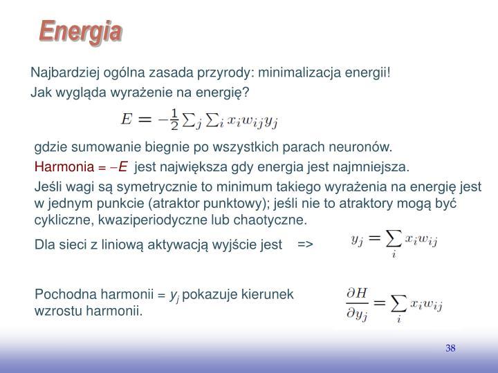 Najbardziej ogólna zasada przyrody: minimalizacja energii!