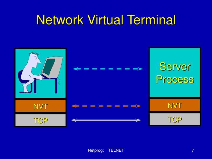 Network Virtual Terminal