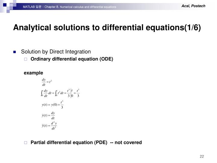 how to find if it is a solution for pde