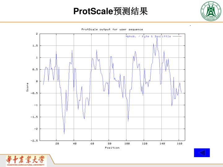 ProtScale
