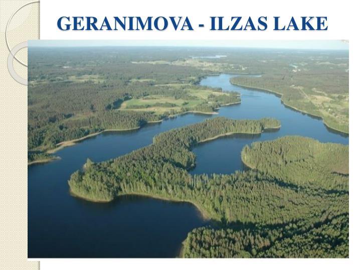 GERANIMOVA - ILZAS LAKE