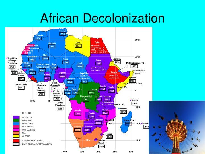 African Decolonization