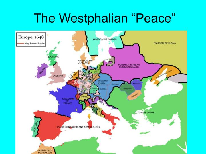 "The Westphalian ""Peace"""