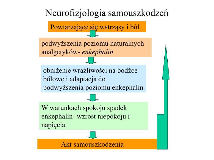 Neurofizjologia samouszkodzeń