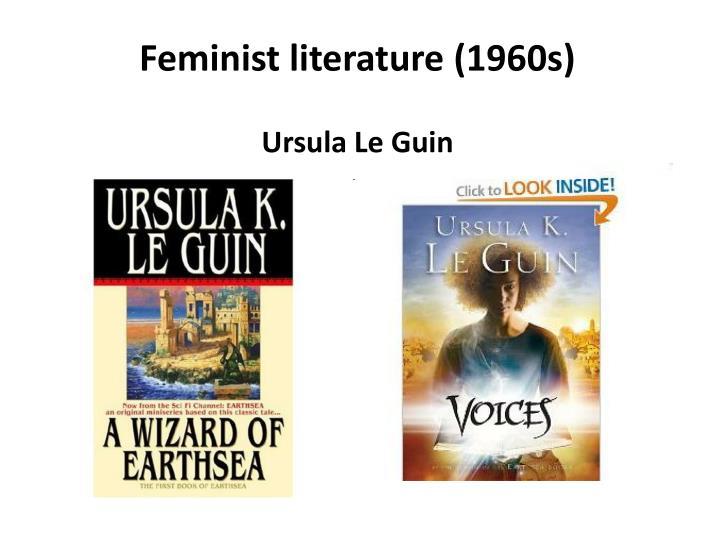 Feminist literature (1960s)