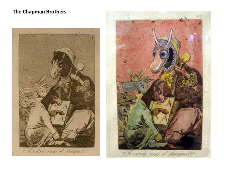 The Chapman Brothers