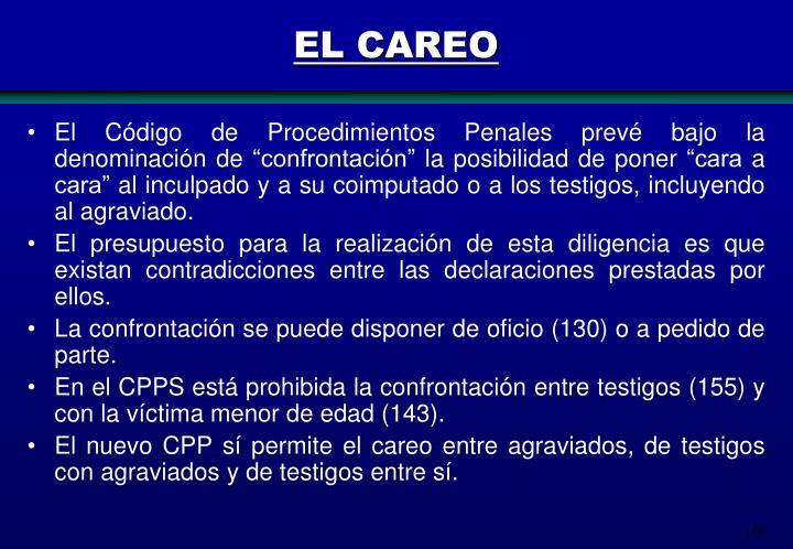 EL CAREO