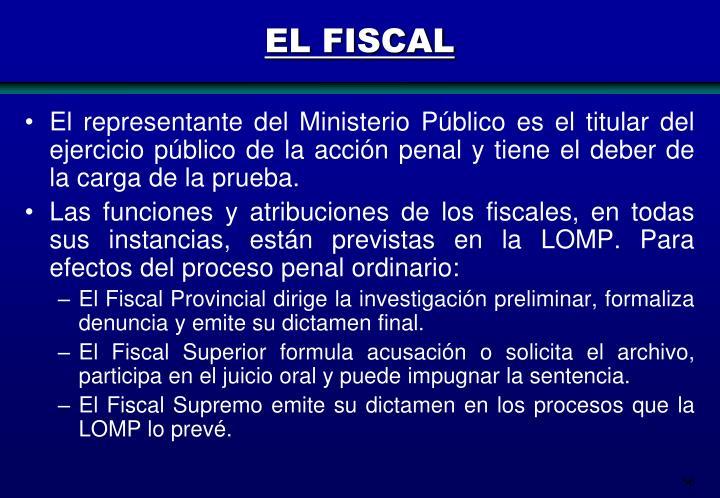 EL FISCAL