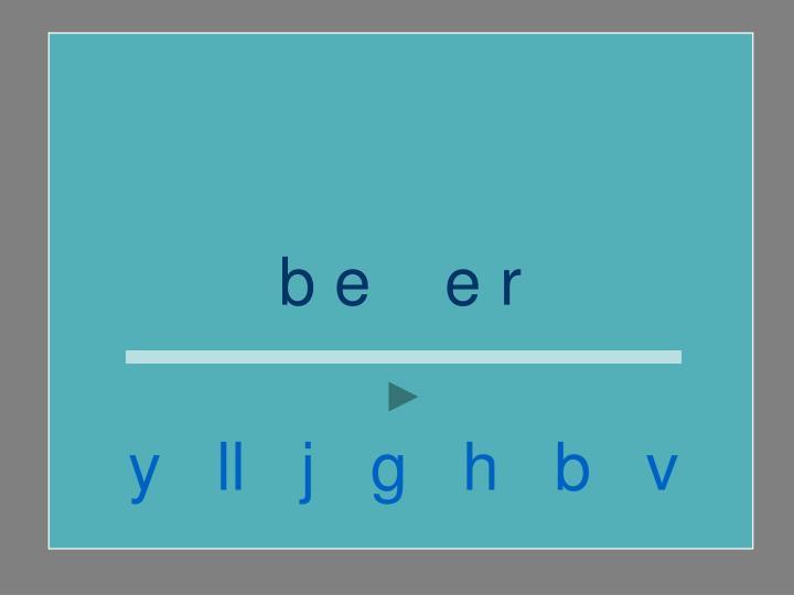 b e b e r