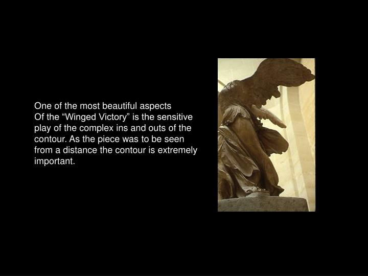 One of the most beautiful aspects
