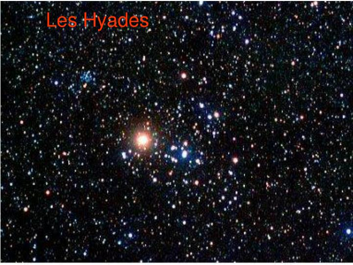 Les Hyades