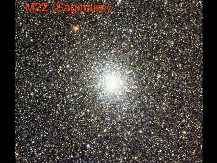 M22 (Sagittaire)