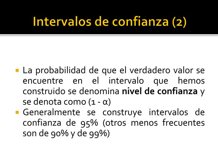 Intervalos de confianza (2)