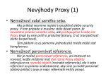 nev hody proxy 1