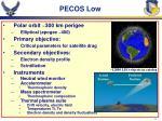 pecos low
