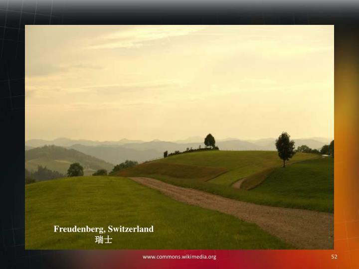 Freudenberg, Switzerland