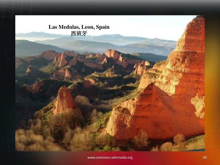 Las Medulas, Leon, Spain